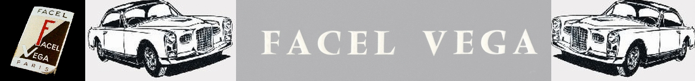 Facel Vega Shop-Logo