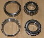 Bearing (inner and outer ring) for 4HA rear axle